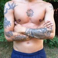 Tatoveringer med betydning - og hvad mine tatoveringer betyder for mig. Del 1