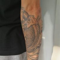 Tatoveringer med betydning - og hvad mine tatoveringer betyder for mig. Del 3