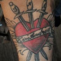 Tatoveringer med betydning - og hvad mine tatoveringer betyder for mig. Del 4