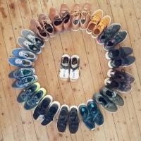 Kan man som mand, have for mange sko?